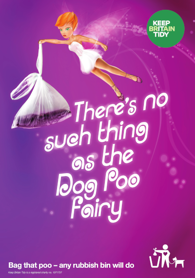 There is no such thing as the Dog Poo Fairy
